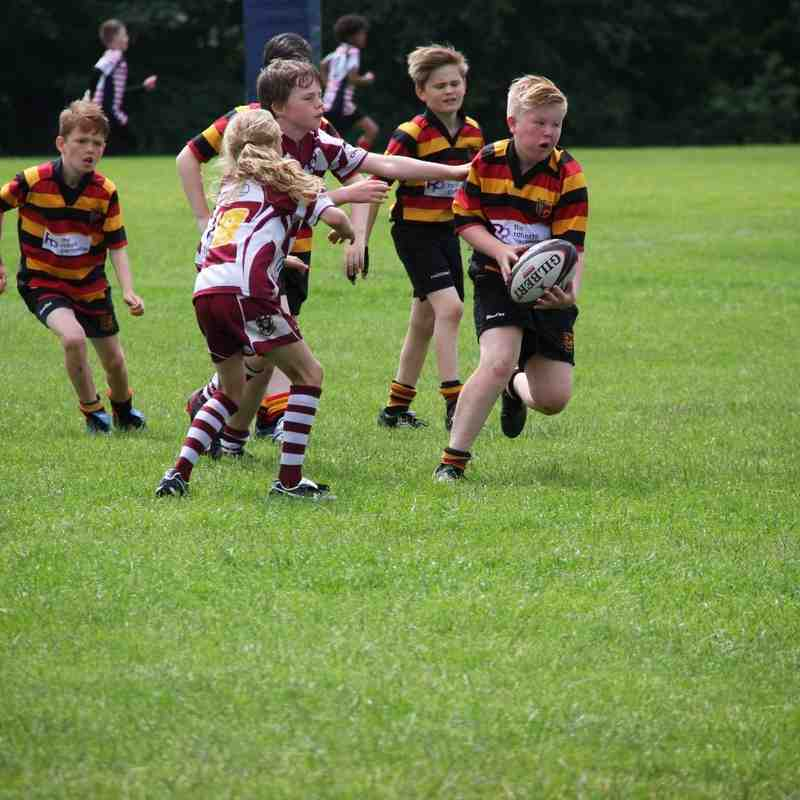 U11s TOURNAMENT CELEBRATING U20 WORLD RUGBY FINALS DAY