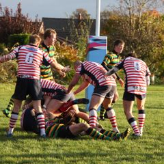 1st team v Littleborough 5.11.16