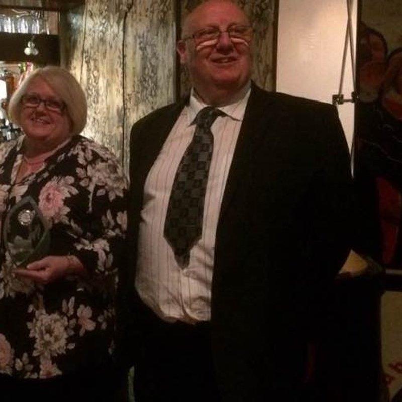 IAN & CHRISTINE SPIVEY RECEIVE COUNTY VOLUNTEER AWARDS