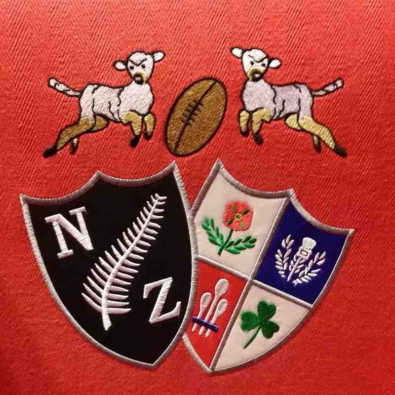 BRITISH LIONS TOUR TO NEW ZEALAND 2017