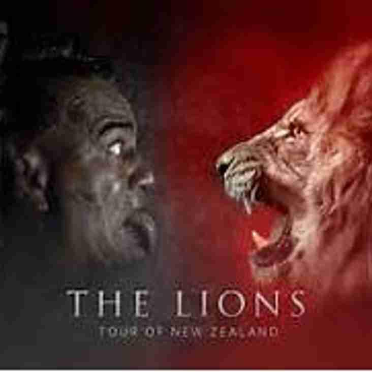 ALL BLACKS vs BRITISH & IRISH LIONS 2nd  TEST-LIVE ON SATURDAY 1st JULY AT THE CLUB