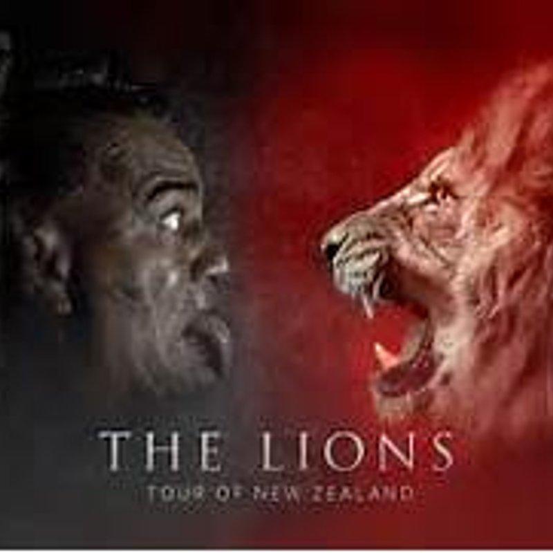 FINAL TEST - ALL BLACKS V BRITISH & IRISH LIONS THIS SATURDAY !!