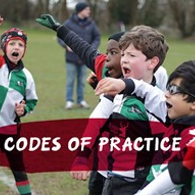 FOR ALL COACHES ,MANAGERS, PARENT VOLUNTEERS INVOLVED IN AGE GRADE RUGBY
