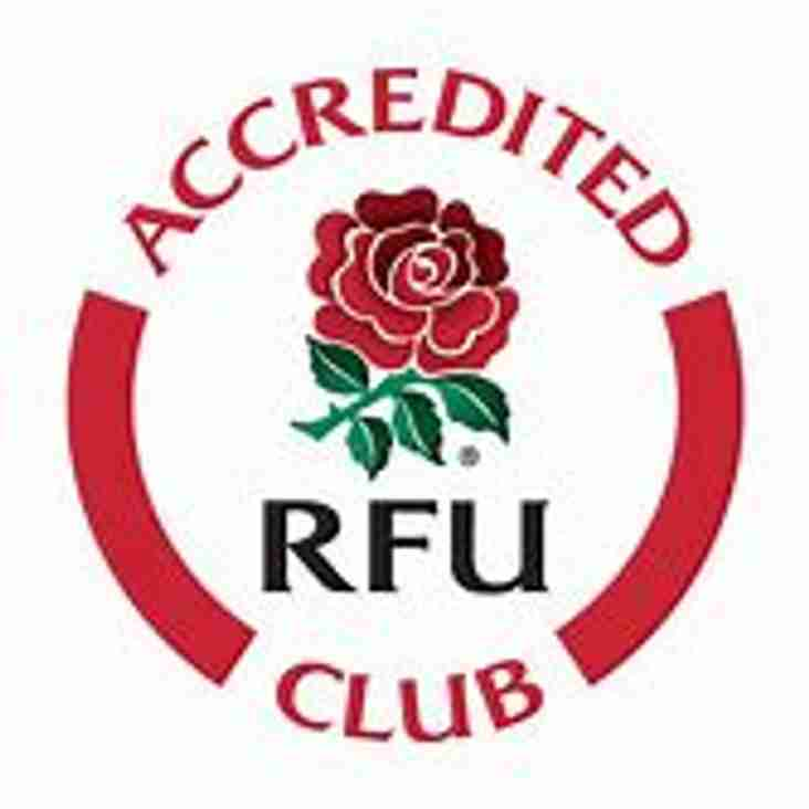 RFU ACCREDITATION 2018-2020