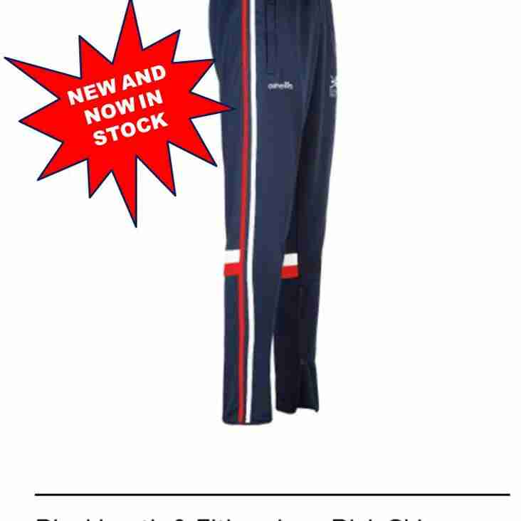 NEW SKINNY PANTS WITH RED & WHITE FLASH NOW IN STOCK!