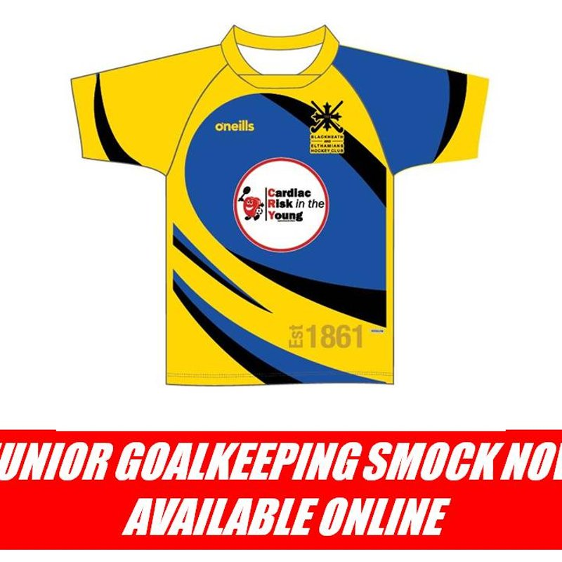 CALLING ALL JUNIOR CLUB KEEPERS ...