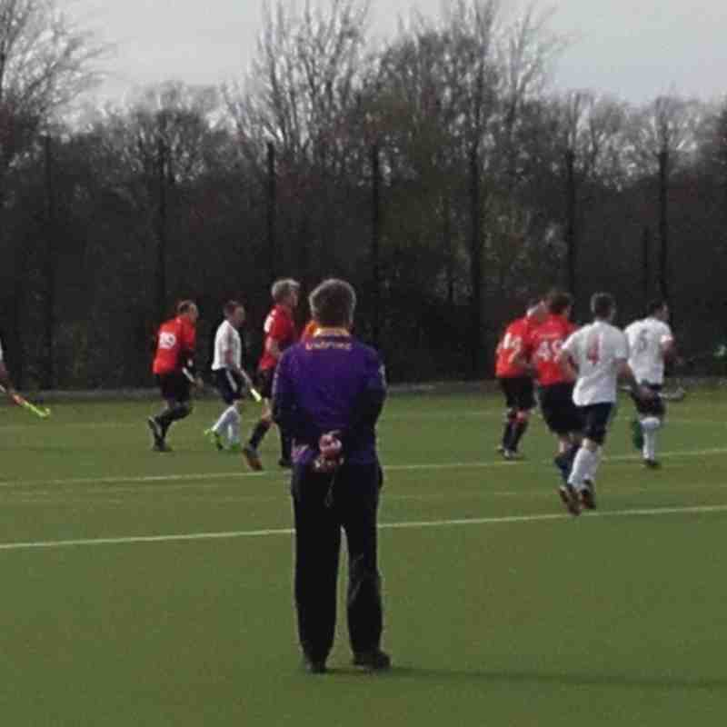 Highwaymen v. Herne Bay - March 9, 2019