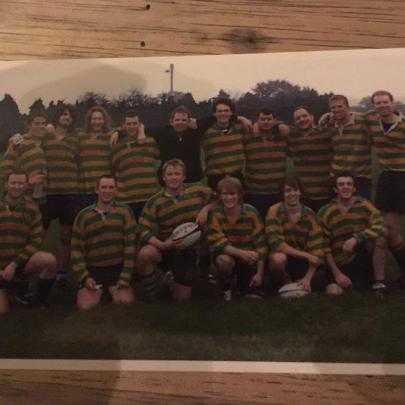 Norwich Medics RFC 1st XV 75 - 10 Wymondham RFC 2nd XV