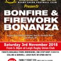 Bonfire 2018