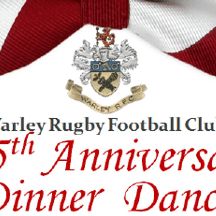 45th Anniversary Dinner Dance