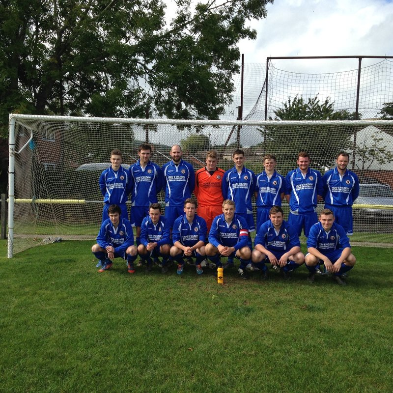 Reserves lose to Trefonen 2 - 3
