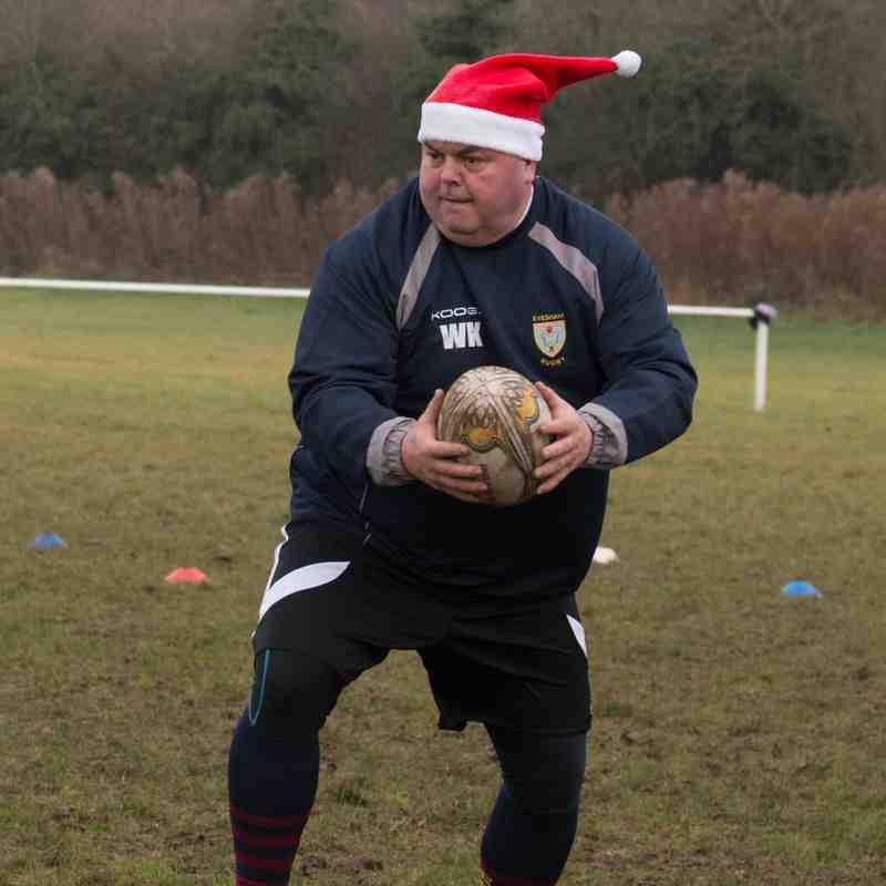 Christmas 2016 Training