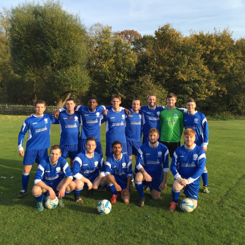 Southgate County 3rd Team lose to Old Woodhouseians IVs 7 - 3