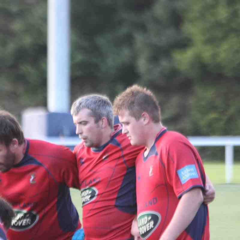 Haddington 2 v Murrayfield