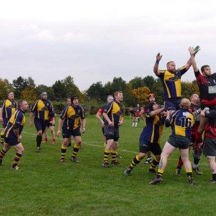 Sittingbourne II vs. Ashford Barbarians I