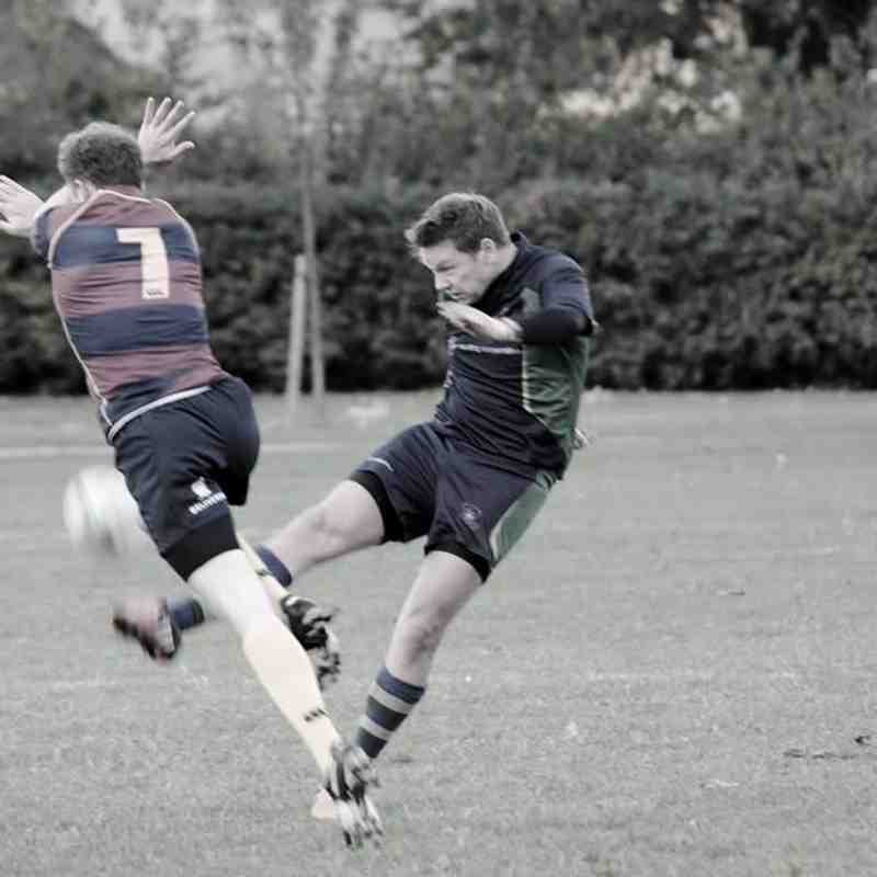 Bs 10 v HAC II 31 23.10.16 (photos courtesy of Nikki B)
