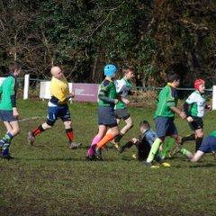 Newton Abbot U12s vs North Dorset U12s