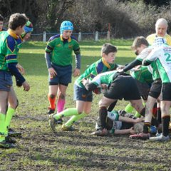 Newton Abbot U12s vs North Dorset U12s