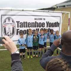 Tattenhoe Tournament - 18 June 16