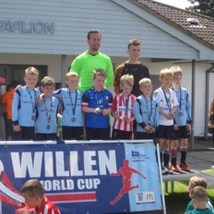 Willen World Cup U8s 11 Jul 16
