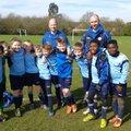 Roman Rangers U9s vs AFC Dunstable 22/04/17