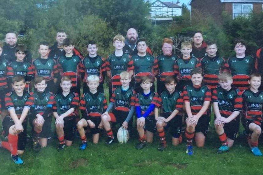 Wrexham u12s Rugby Team - Family Quiz