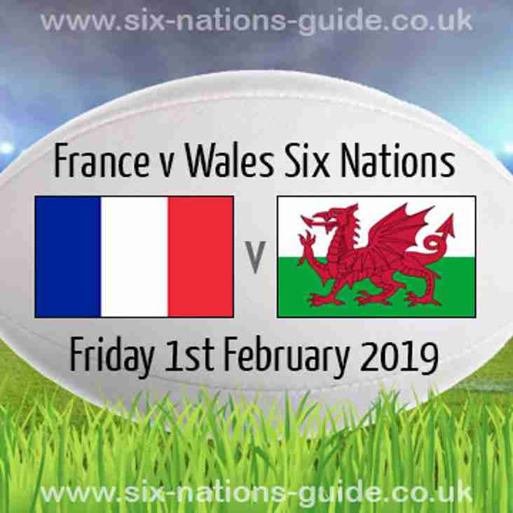 6 Nations Games shown at Wrexham Rugby Club
