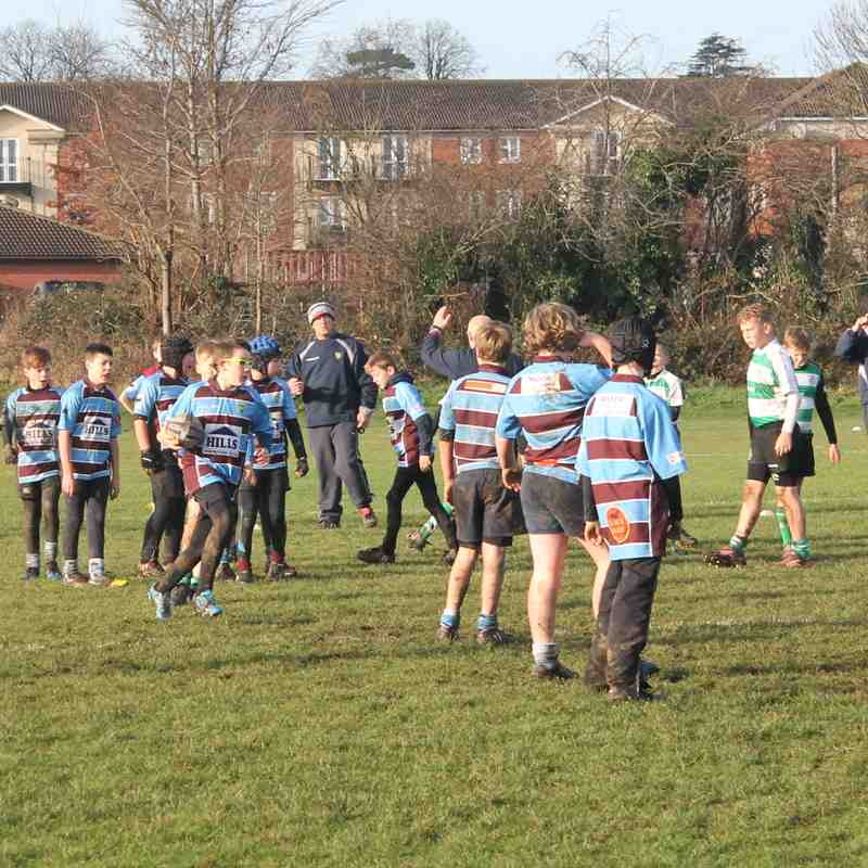 kingswood Knights v Chew Valley 11th December 2016