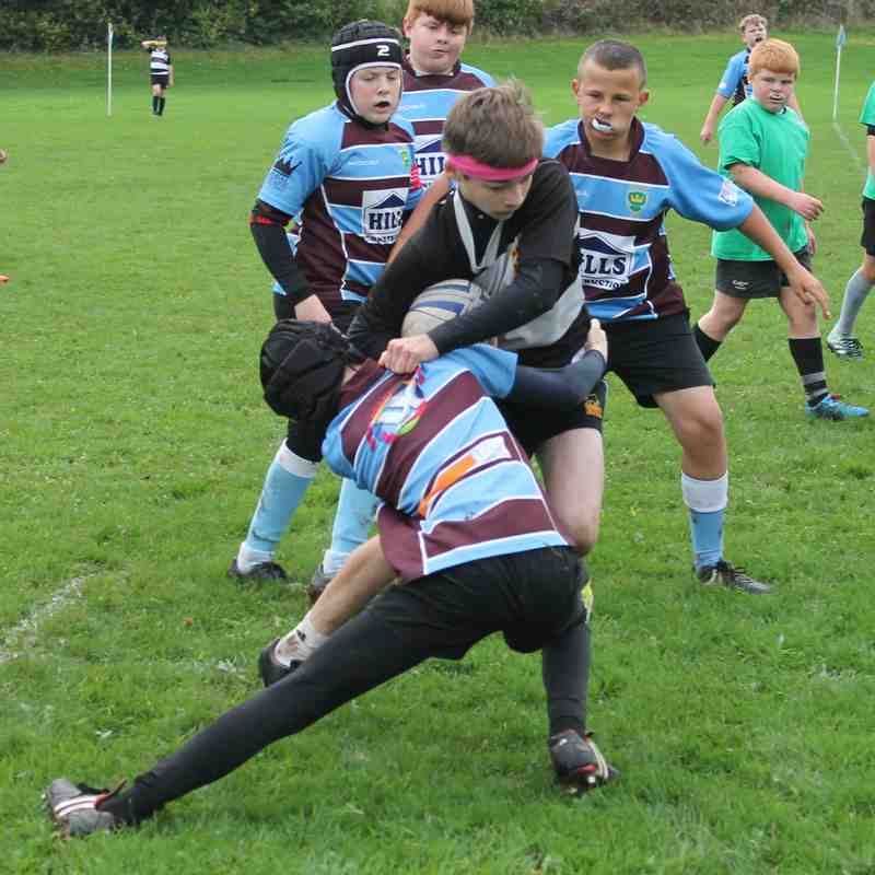 Kingswood Knights u13 V Walcot