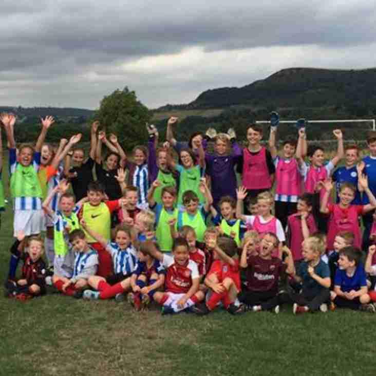 HTAFC Foundation summer camps a big success