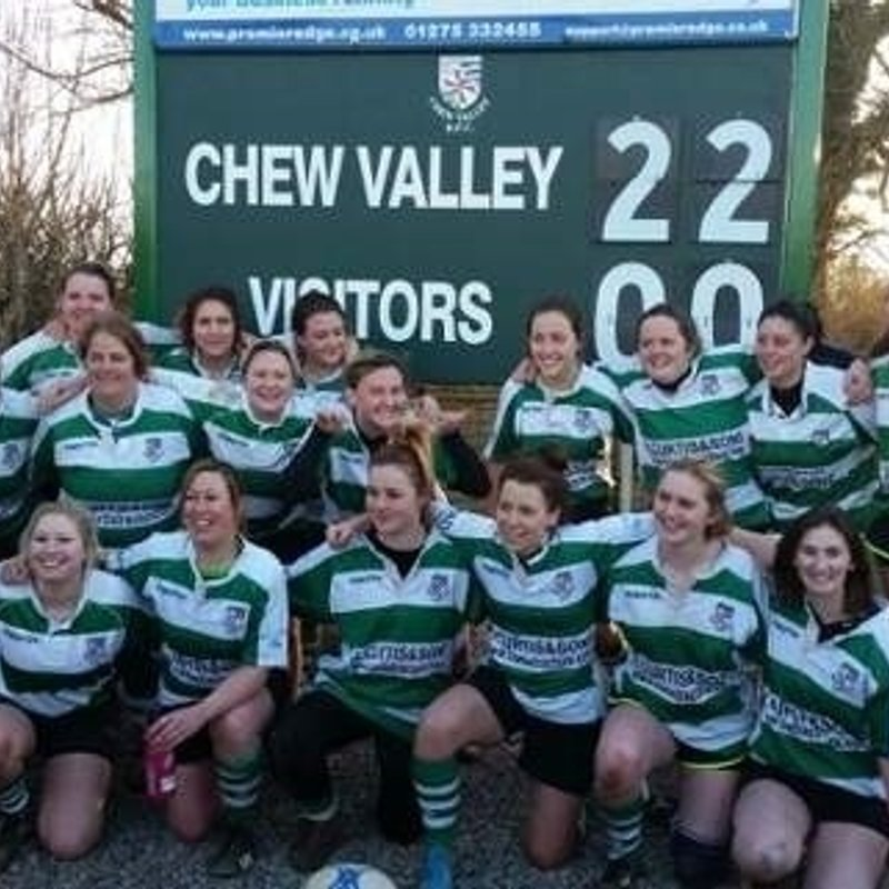 Chipping sodbury vs. Chew Valley RFC