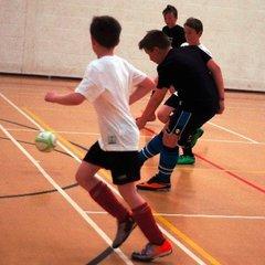 Elland U11 York trip 2014 Footsol games