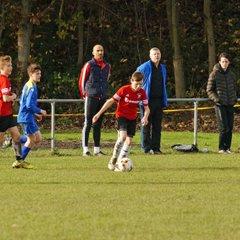 Brighouse Yellows U14 v Elland U14B Cup