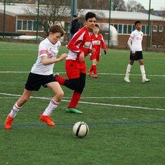Westend Tigers U14 v Elland U14B