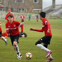 U14 Trophy EllandU14B v Linthwaite U14