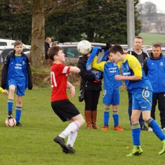 Shelf U14 v Elland U14B