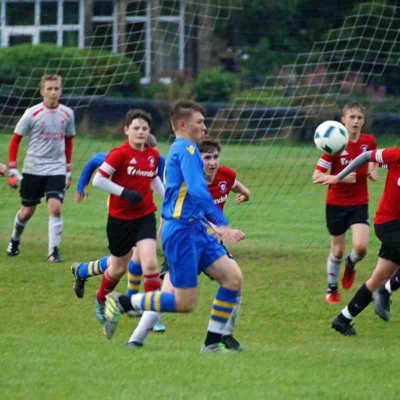 Friendly Elland U15B v Brighouse U15C