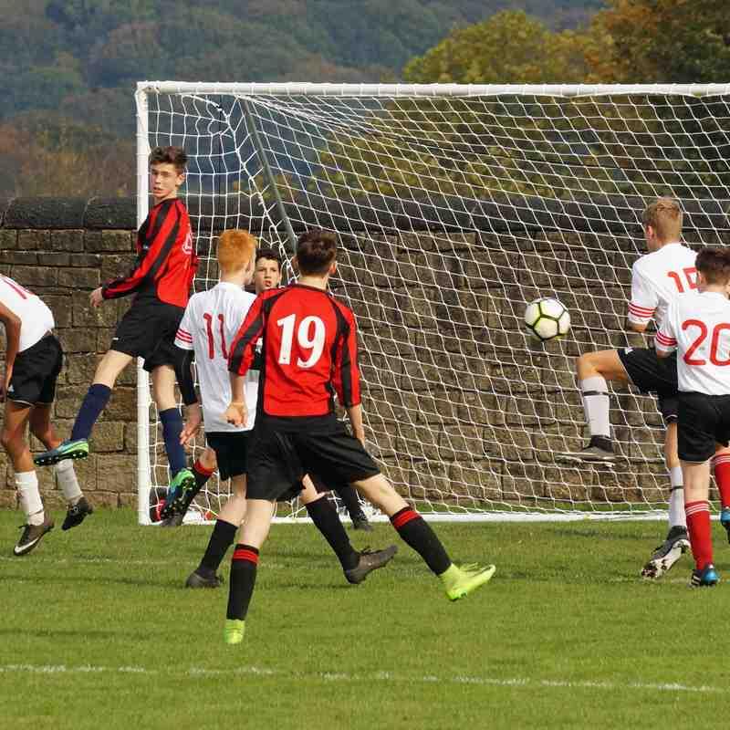 Elland U15B v Gomersal Reds U15