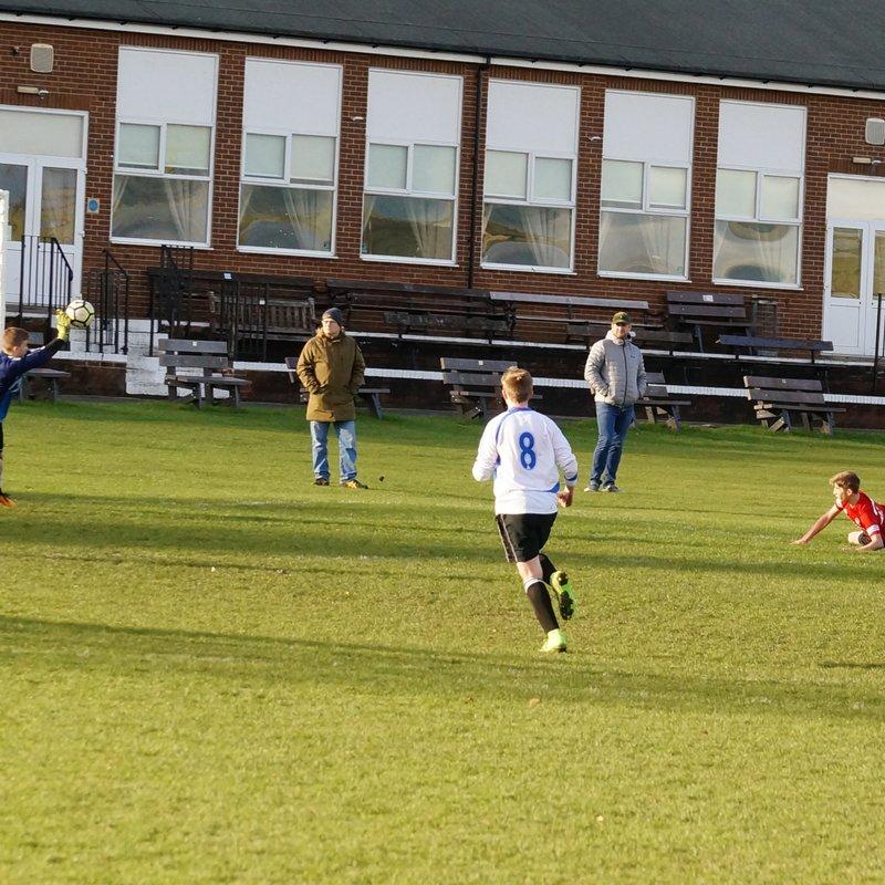 Elland United U15 v Linthwaite U15