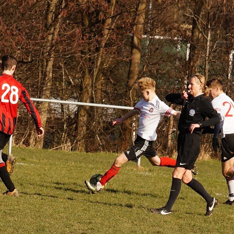 Gomersal U15 v Elland United U15