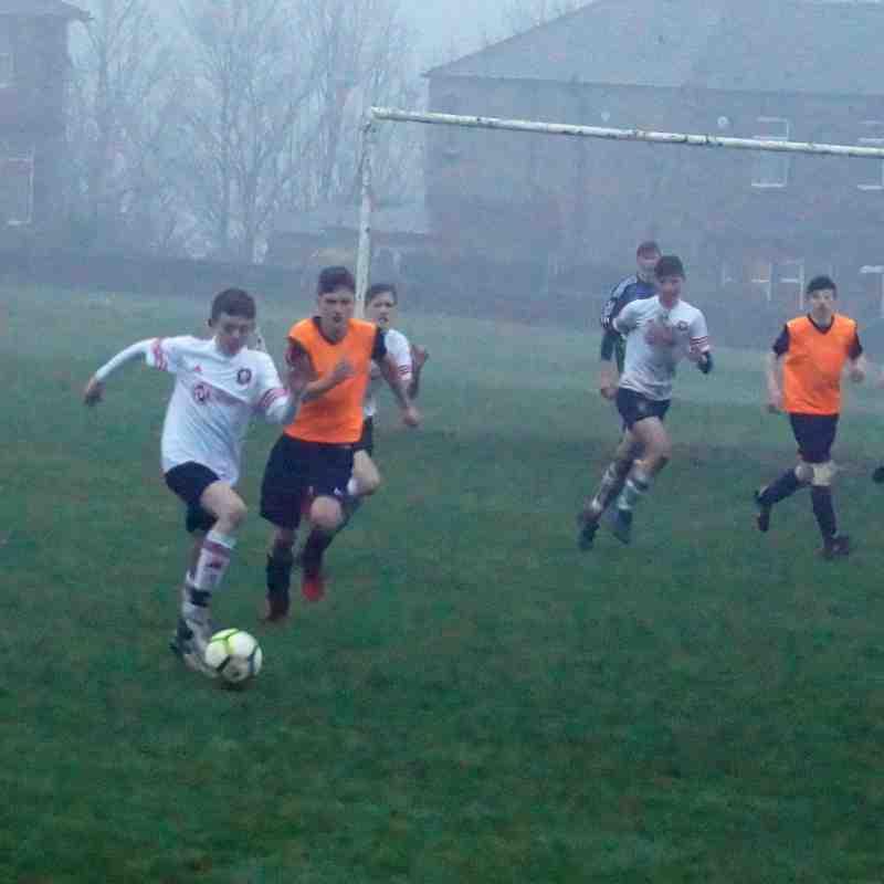 Elland United U15 v LS27 U15