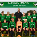Magpies U12 beat Babworth Rovers 0 - 5