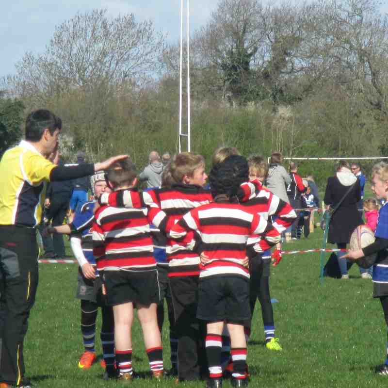 Frome Under 10 Bradford-on-Avon Tournament April 2015