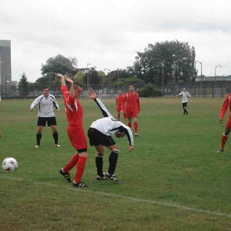 AFC v Locksheath 17-08-13
