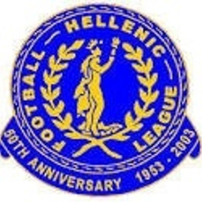 Hellenic League AGM - League Cup Draw