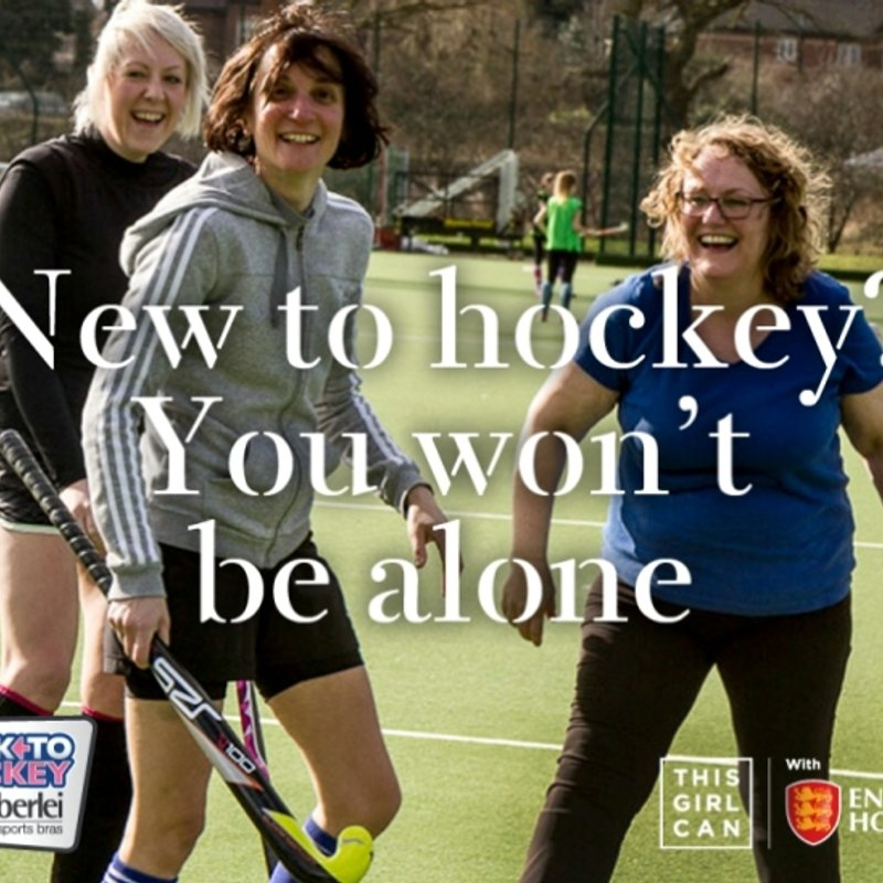 Back to Hockey Mon 5th June @6:30