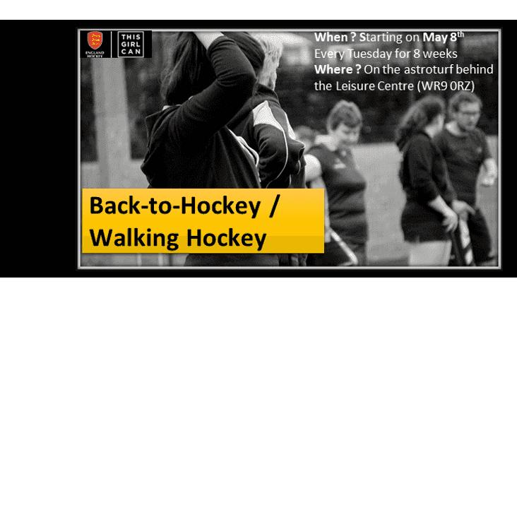 Back to Hockey - Final Week