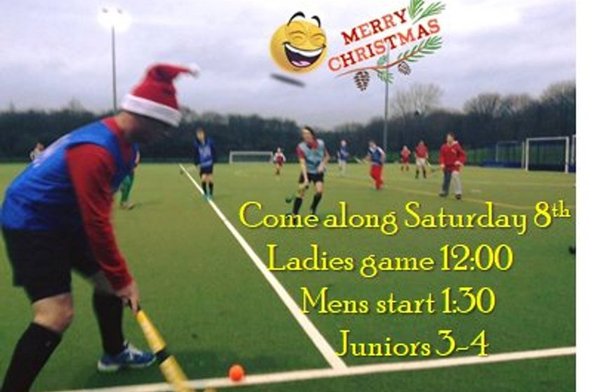 This Sat 8th Celebrate Xmas games fun food drink
