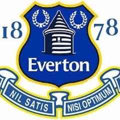 Everton game confirmed