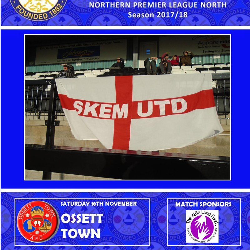 Ossett Town at Home, Prescot here we come !!!
